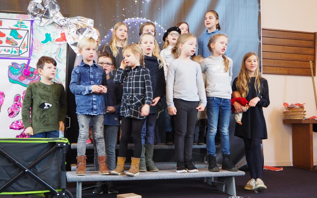 Foto's kinderkerstfeest